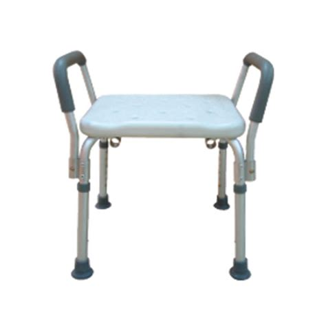 drive bath bench maxiaids drive bath bench with removable padded arms without back
