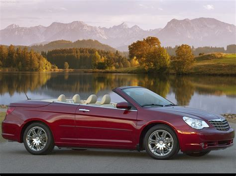 Chrysler Sebring Convertible (2008)