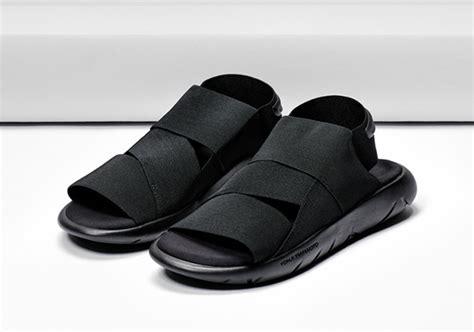 Sandal Adidas 05 adidas y 3 qasa sandal quot black quot sneakernews