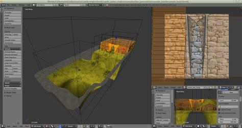 blender tutorial 2d game features castle game engine