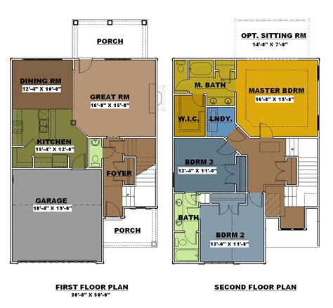 Raedden Rt Bailey Construction House Plans And Designs 3 Bedroom