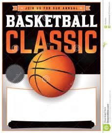 basketball tournament illustration stock illustration