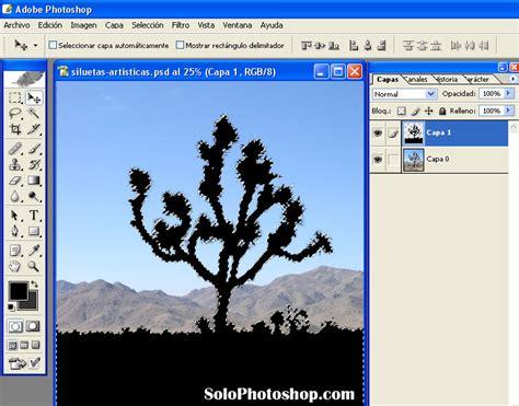 tutorial photoshop recortar silueta siluetas art 237 sticas con photoshop solo photoshop