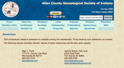 American Also Search For Step By Step Indiana Research 1850 1900 Genealogy