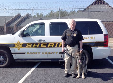 Horry County Sheriff S Office by Horry County Sheriff S Office Welcomes New K9 Crime