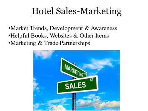 sales development books hotel sales marketing