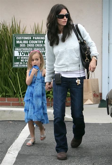 courteney cox daughter coco courteney cox and coco arquette photos photos courteney