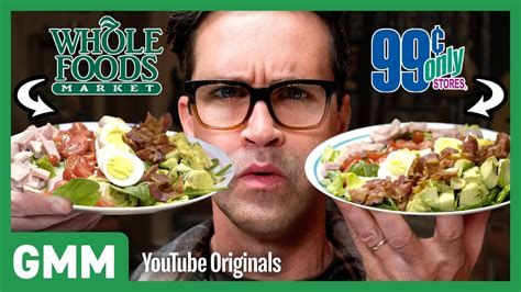 Make Gourmet Tasting Meals From The 99 Cent Store by Whole Foods Or 99 Cents Store Taste Test
