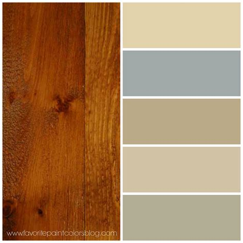 wood trim favorite paint colors