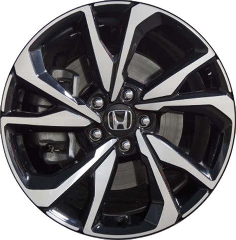 rims for a honda civic honda civic wheels rims wheel stock oem replacement