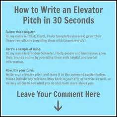 Elevator pitch strategies on pinterest elevator pitch and career