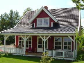 skandinavisches haus schwedenhaus niedrigstenergiehaus skandinavisches bauen