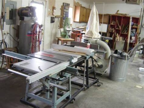 shop tools delta  dust collector jointer makita router
