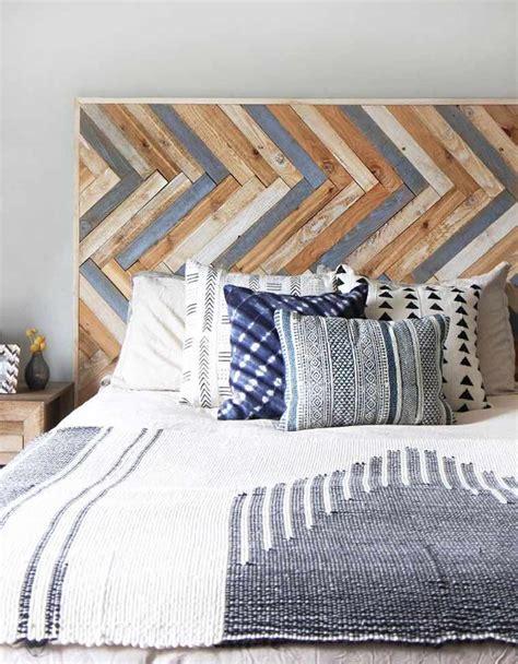 tete de lit en bois pas cher fabriquer une t 234 te de lit en bois c est simple et c est