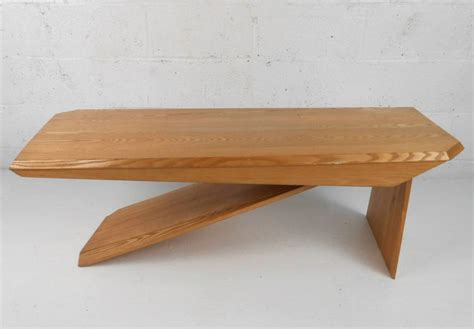 Cantilever Coffee Table Unique Mid Century Modern Style Cantilever Studio Coffee Table At 1stdibs