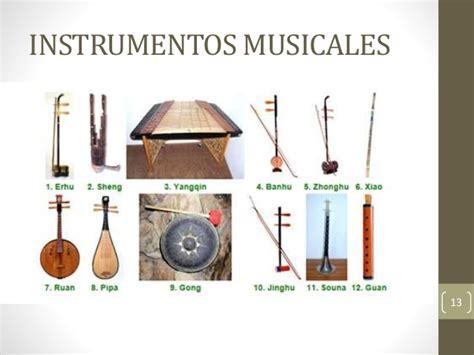 instrumentos musicales imagenes y nombres la musica en oriente