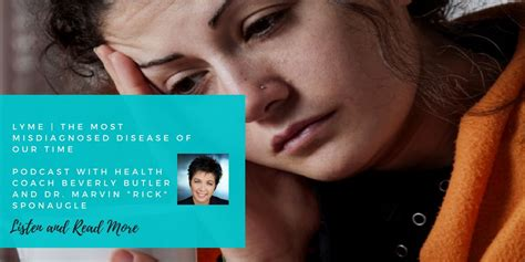 Lyme Disease Detox Center by Lyme The Most Misdiagnosed Disease Of Our Time Podcast