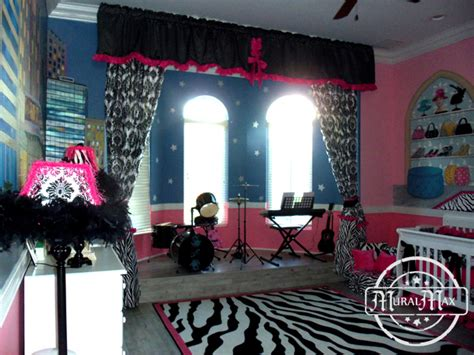 diva bedroom decor diva bedroom decor murals diva room for children nursery wall murals miami