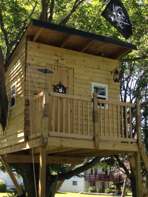 Diy Treehouse Plans Plans 9 Diy Tree Houses With Free Plans To Excite Your Kids