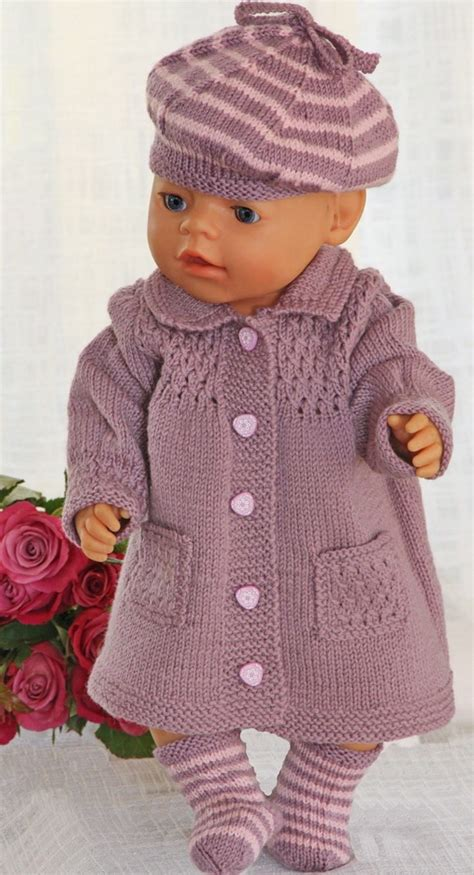 18 inch doll clothes knitting patterns knitting patterns for 18 inch doll clothes search