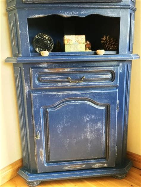 blue shabby chic cabinet for sale in claregalway galway