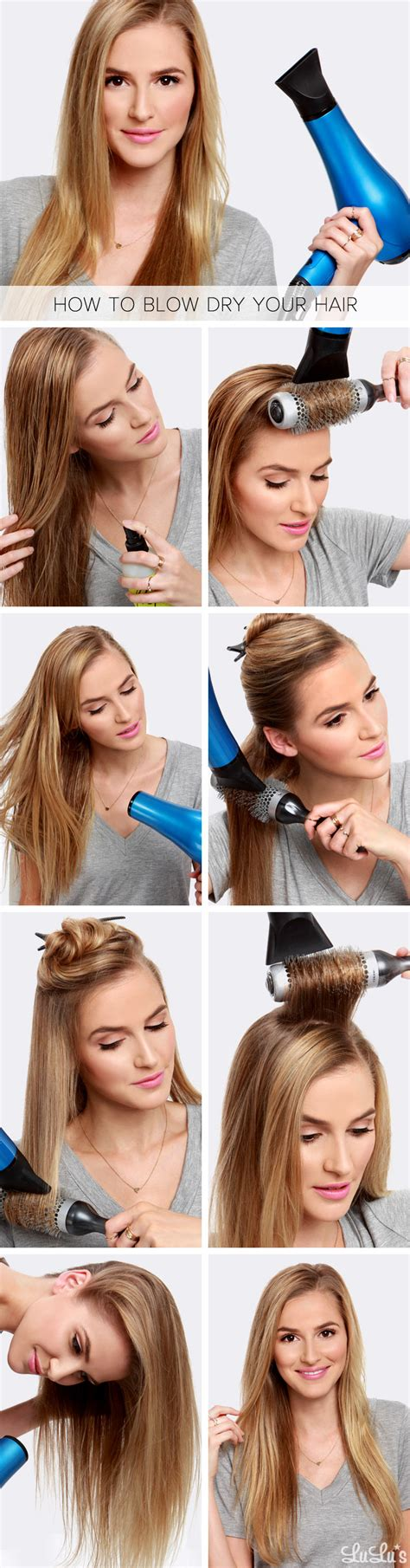 blogger hair tutorial lulu s how to the perfect blow dry hair tutorial lulus