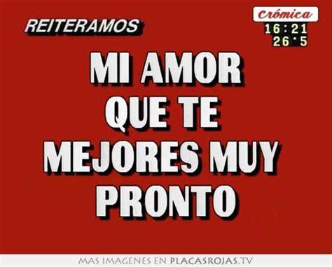 Imagenes Amor Que Te Mejores   mi amor que te mejores muy pronto placas rojas tv