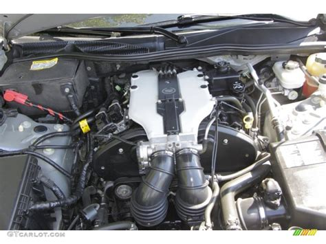 2004 Cadillac Cts Motor by 2004 Cadillac Cts Sedan 3 2 Liter Dohc 24 Valve V6 Engine