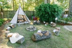 Backyard Camping Activities 10 Kids Backyard Party Ideas Tinyme Blog