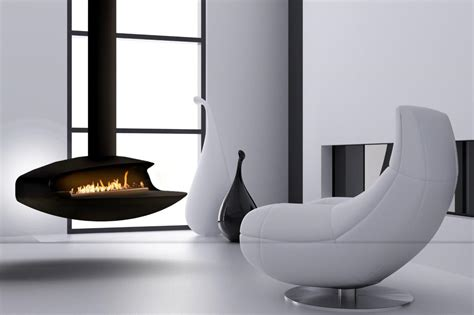 suspended gas fireplace float suspended bioethanol fireplace fires