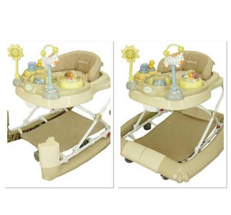 Rental Babywalker Mamalove sewa baby walker 2in1 rental alat bayi