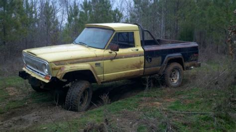 Jeep J10 For Sale Photos 1976 Jeep J10 Truck 4x4 For Sale