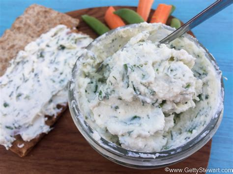 ricotta vs cottage cheese ricotta herb spread protein snack gettystewart