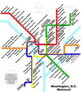 Metro Map Washington Dc by Eco Compact Metropolis Eccn