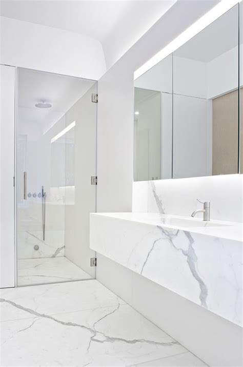 white bathroom floor 29 white marble bathroom floor tile ideas and pictures