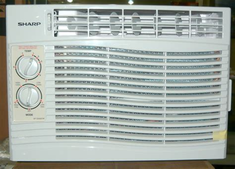 Ac Sharp Type Sey sharp 0 5 hp window type aircon cebu appliance center