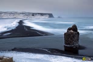 black sand sensational iceland south coast glacier hike and black