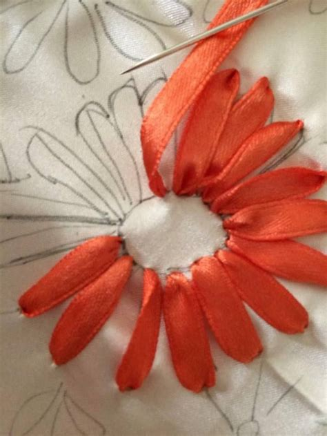 flower design with ribbon 497 best hand embroidery images on pinterest embroidery
