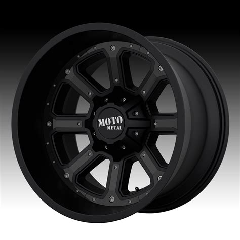 black wheels moto metal mo984 matte black custom wheels rims moto
