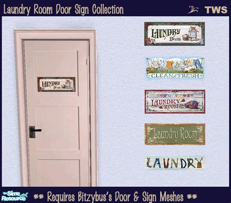 utility room door signs wildstar24 s laundry room door sign collection