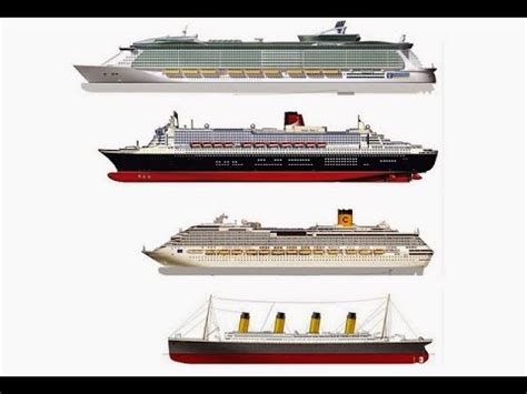 titanic vs oasis of the seas |jhayder man| vevo youtube