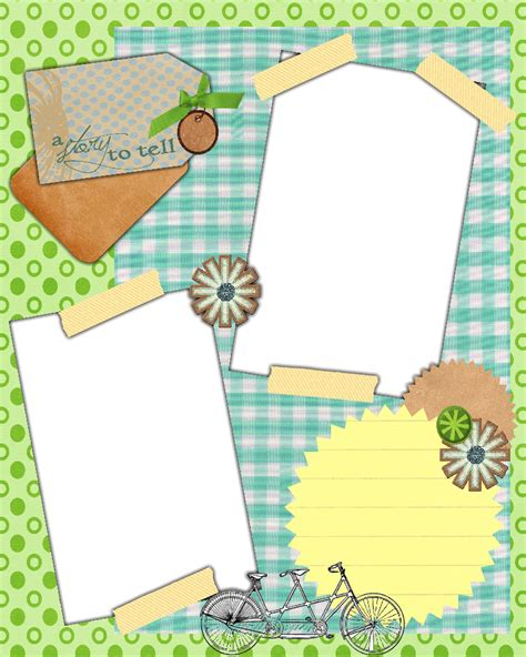 scrapbook templates printable scrapbook layouts sweetly scrapped s free printables