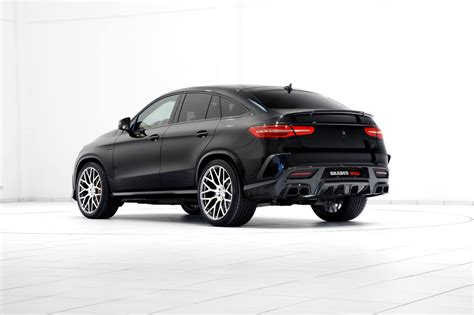 Brabus Mercedes by Brabus Mercedes Gle 63 Coupe With 850hp