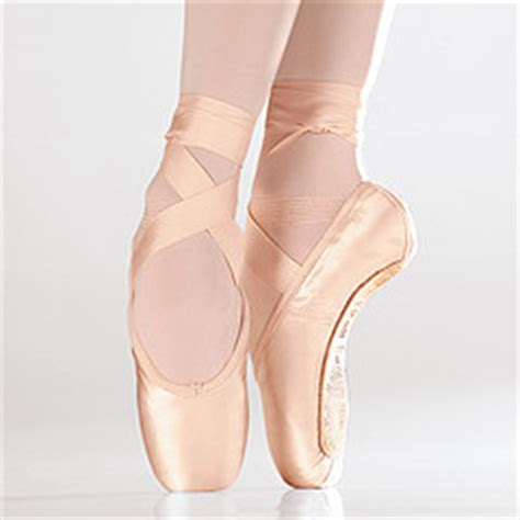 Schuhe Chagner Satin by Pointes Satin Repetto La Bayadere 3 4 παπούτσια χορού