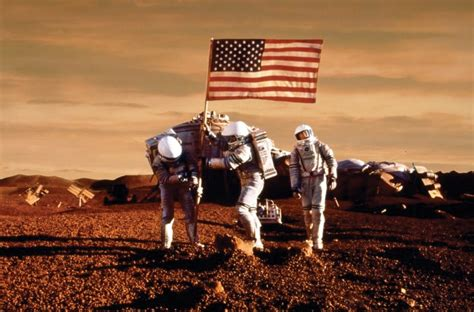 first land landing first humans on mars may take longer than expected