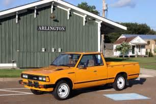 Nissan Datsun Truck File 1980 Datsun Jpg