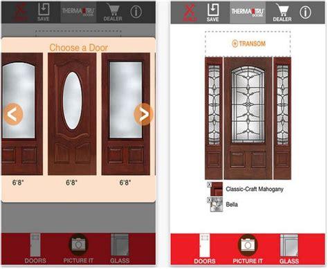 easy to use home design app therma tru doors app henry poor lumber company
