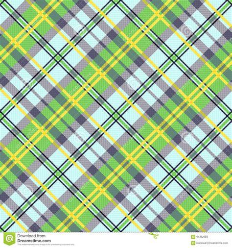 diagonal seamless pattern as tartan plaid vector image diagonal seamless tartan texture stock vector image