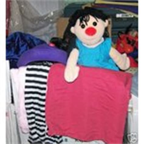 Molly Big Comfy Costume by Big Comfy Molly Costume Prop With Doll 10