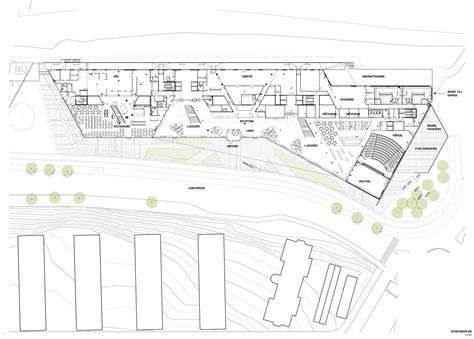 Gallery Of Swedbank 3xn 20 Building Upgrade Plans Wow
